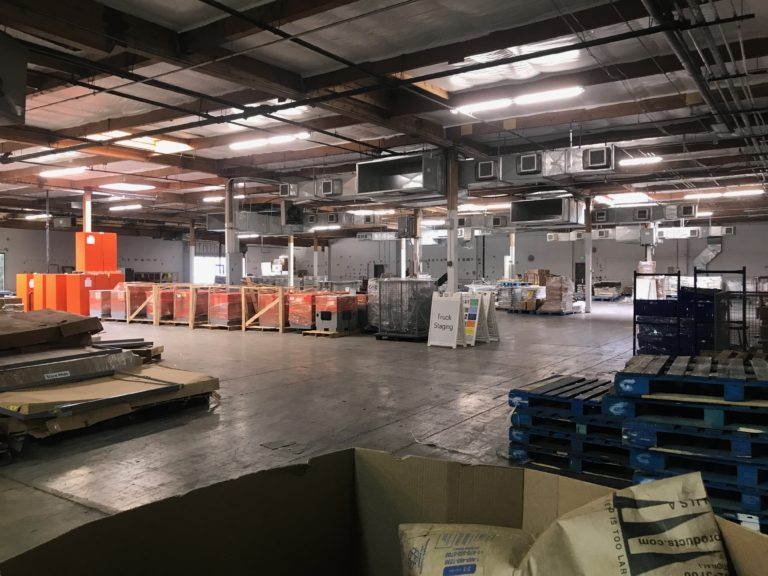 Warehouse Lighting Retrofit – West Valley City